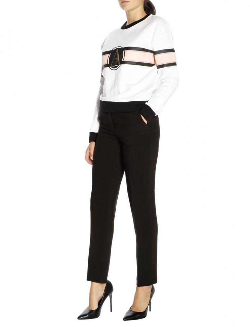 aee2cdb3c8 Trouser Donna Emporio Armani nero - A6Z2P61T2NQQZ0999